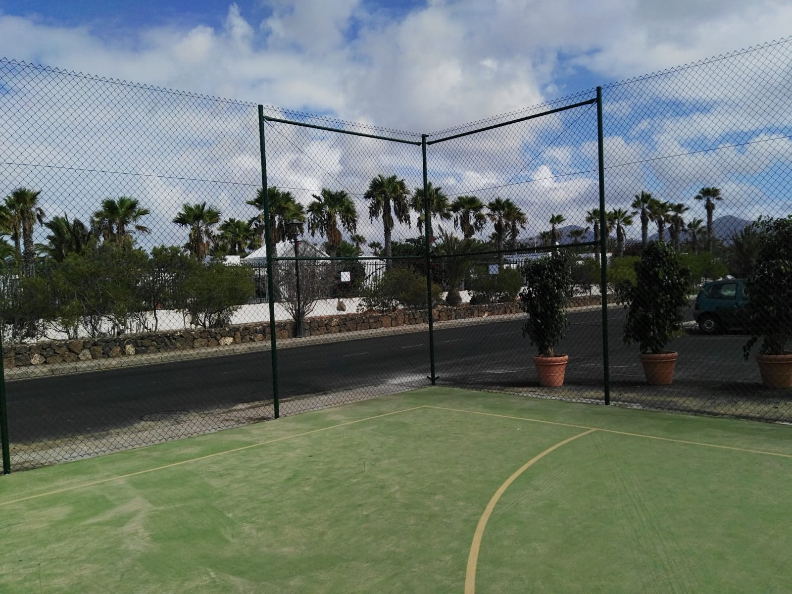Pistas Simple Torsión - CMCanarias
