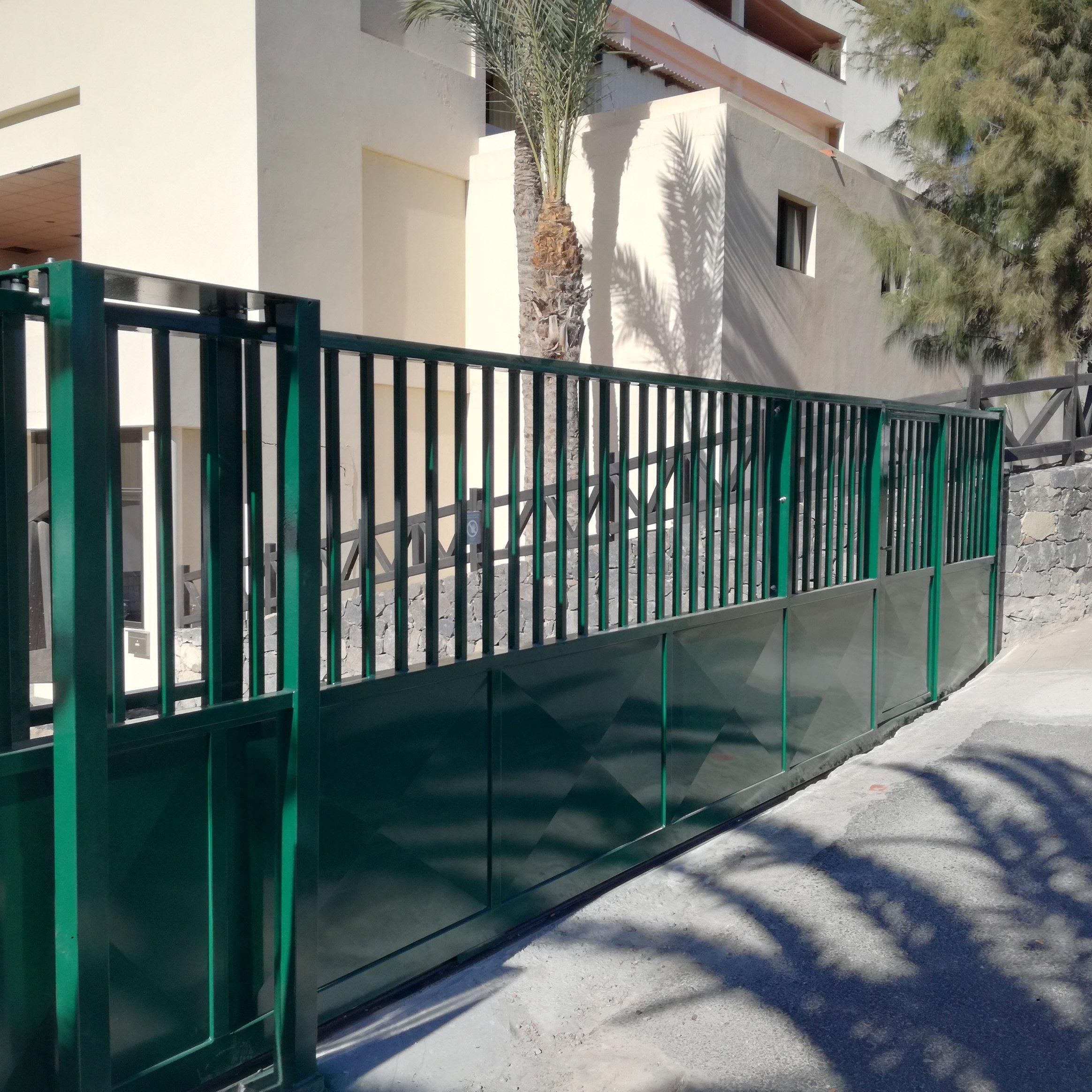 Puertas Correderas - CMCanarias