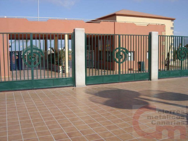 Puerta Barrote
