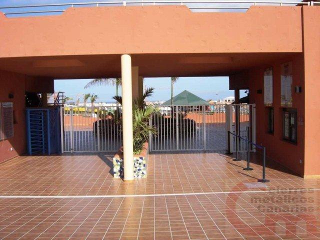 Puerta Barrote 02
