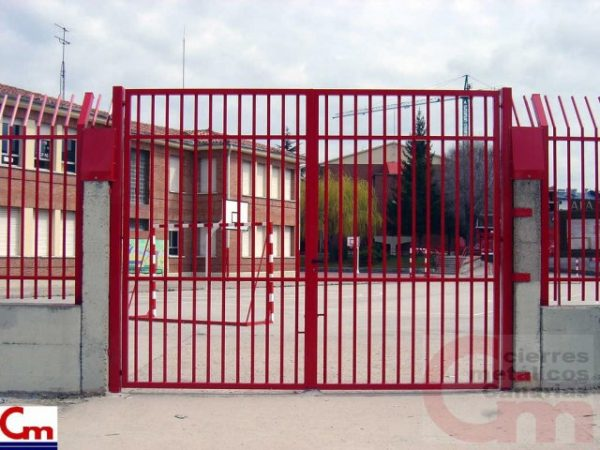 Puerta Barrote 03