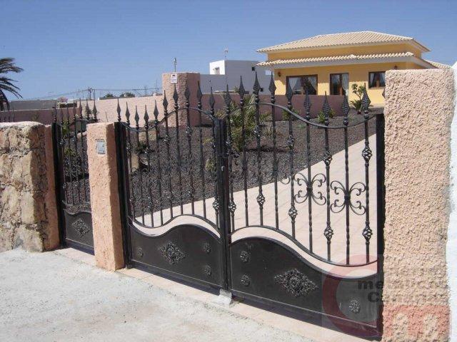 Puerta Forja
