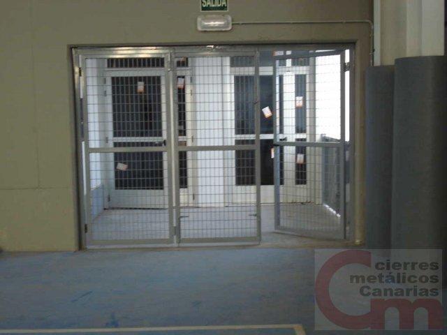 Puerta Panel Electrosoldado 02